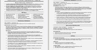 50 Awesome Resume Summary Samples Account Manager