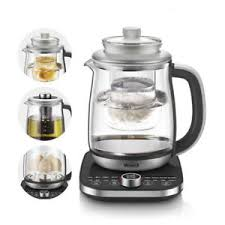Image Is Loading Wiswell Tea Maker Electric Kettle Cordless Hot Pot