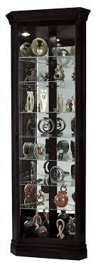 howard miller 680 487 duane curio cabinet by kitchen