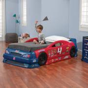 Step2 Princess Palace Twin Bed by Step2 Corvette Convertible Toddler To Twin Bed With Lights Your