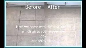 make your tiles as new and shine