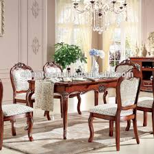 Antique French Provincial Dining Room Furniture