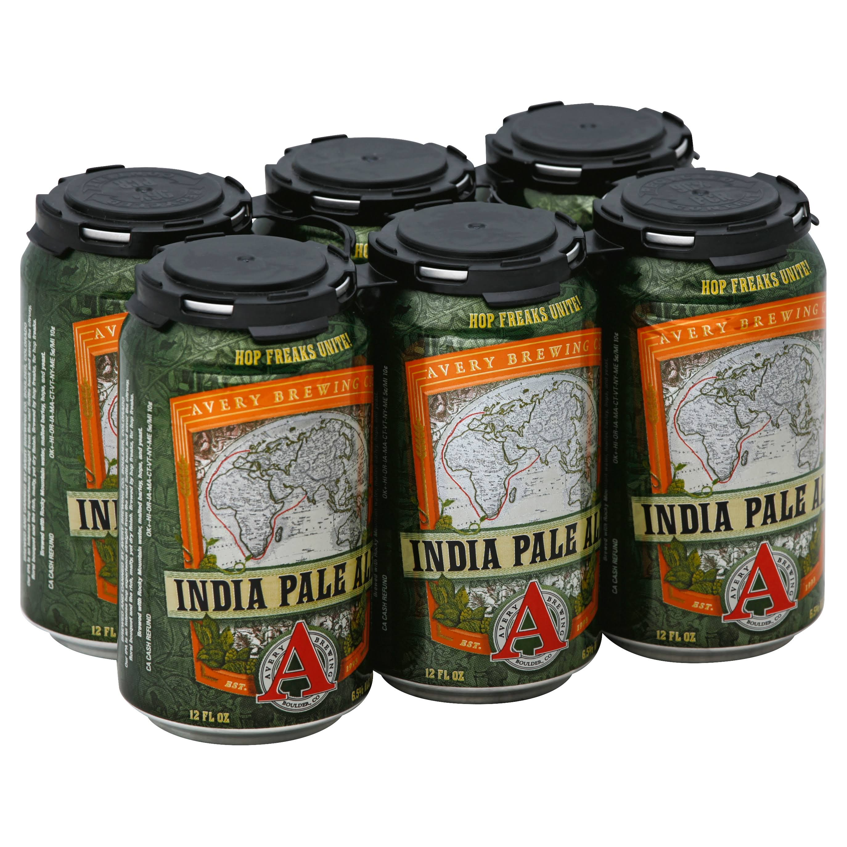 Avery Brewing Company India Pale Ale - 12oz