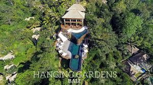 104 Hanging Gardens Bali Hotel Resort Youtube