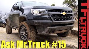 What Is The Best New Off-Road Truck For Under $50K? Ask Mr Truck #15 ...