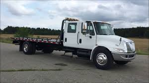 2007 INTERNATIONAL CENTURY ROLLBACK TOW TRUCK FOR SALE - Copenhaver ...