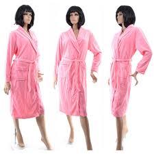 robe de chambre velours robe de chambre abricot peignoir velours ras douce zaza2cats