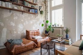 berliner altbauwohnung eklektisch wohnbereich berlin