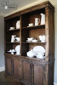 Home And Furniture Exquisite Sideboard With Hutch Of Shipshewana Co