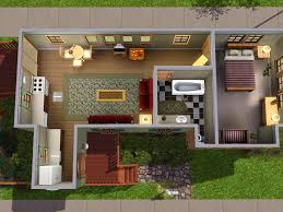 Sims 3 Big House Floor Plans by Small House Plans Sims 3 Nice Home Zone