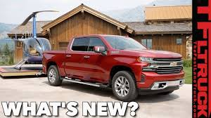 100 New Chevy Truck 2019 Silverado Whats And Whats Not Charting The