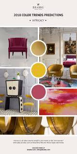 Interior Design Ideas Following Pantones 2018 Color Trends 4