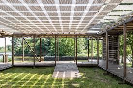 100 Rintala Eggertsson Architects Corte Del Forte Dance Pavilion By