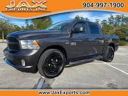 100 Truck Accessories Jacksonville Fl Used 2016 RAM 1500 4WD Crew Cab 1405 Express For Sale In