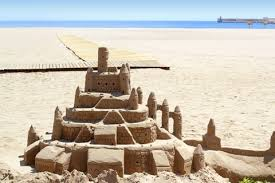 How To Build An Awesome Sand Castle With Your Kids