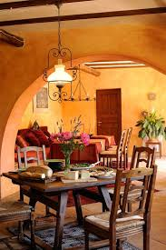 The Colours Of Sunshine Are Especially Striking When Teamed With Textures From Nature Mexican SpanishSpanish StyleMexican