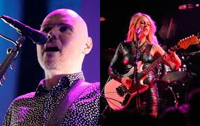 Smashing Pumpkins Chicago by The Smashing Pumpkins And Liz Phair Hit The Road Together 22