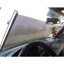 rideau roulant pare soleil rétractable protection pour fenêtre