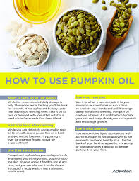 Pumpkin Seed Oil Dht Topical by Top 10 Benefits Of Pumpkin Seed Oil Activation Products Blog