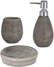axentia accessoires oxford bad utensilien badezimmer set aus