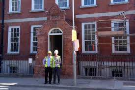 100 Centuryhouse In Blackpitts An 18thCentury House Is Restored Dublin Inquirer
