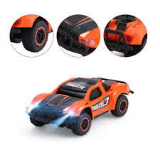1:43 Scale 4WD Mini Truck 9MPH+ 2.4Ghz Truggy Remote Control ...