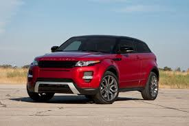 2012 Motor Trend SUV Of The Year - Range Rover Evoque - YouTube
