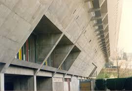 maison de la culture le corbusier firminy mimoa
