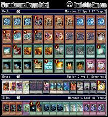 Mecha Phantom Beast Deck October 2014 by Ocg 2015 01 With Dragon Ruler Road Of The King