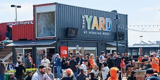 100 Shipping Containers San Francisco The Best Outdoor Bars In SF
