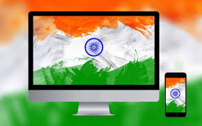 Beautiful India Flag Wallpapers Happy Independence