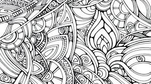 Super Hard Abstract Coloring Pages For Adults Book To Download And Print Free 4 Teenagers Difficult