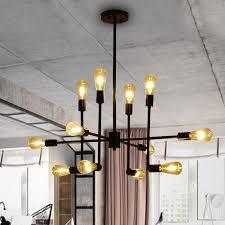 industrial pendant lights loft retro l lara vintage l e27