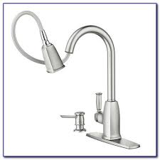 Menards Brushed Nickel Kitchen Faucets by Menards Double Handle Kitchen Faucets Kitchen Set Home