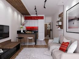 4 tiny apartments 30 square meters includes