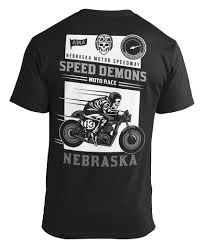 Nebraska Red Zone® | Nebraska Speed Demon Tee By RZR - SS - Black Speed Demons Complete Skateboard Skateboards Eriks Yellowblack Truck Trucks Cummins Demon 2006 Dodge Ram 2500 Photo Image Gallery Team Extends Streak To Seven Years Hot Rod Network Amazoncom Punisher Jester Blue 31inch Wheels Monster Jam Mini Batman Toys Monster Jam Truck Pastrana 199 3 124164