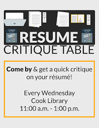 Resume Critique Table — Dax Smith Free Resume Critique Service Ramacicerosco Resume Critique Week The College Of Saint Rose 10 Best Free Review Sites In 2019 List 14 Fantastic Vacation Realty Executives Mi Invoice And Resum Of Your Dreams What You Need To Know Make Cv Online Luxury Line Beautiful 30 A Toolkit To Make The Job Search Easier For Jobseekers Adam 99 My Wwwautoalbuminfo Back End Developer Front New Elegant Bmw Jobs Format 1 Reporter 13 Ways Youre Fucking Up Critiquepdf Docdroid