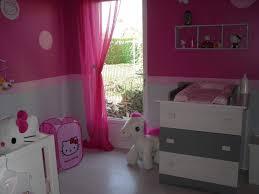 chambre fille grise chambre fille grise deco collection avec décoration chambre bébé