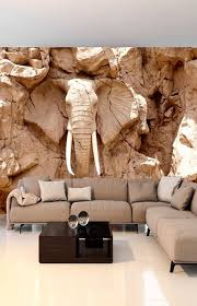 foto tapete elephant south africa wohnzimmer