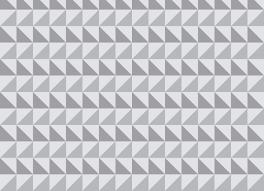 Grey Patterned Vinyl Floor Tiles