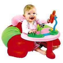 table activité bébé avec siege smoby cosy seat cotoons et smoby toys r us