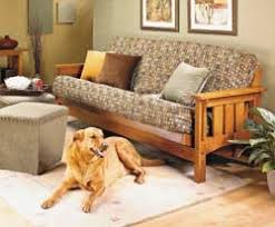 free futon sofa plans woodworking plans and information at