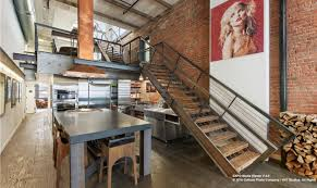 100 Brick Loft Apartments 5M Penthouse In Tribeca Flaunts Steel Copper And