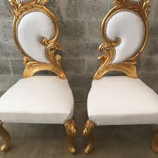 Italian Baroque Throne Chair High Back Reproduction White Leather ... Living Room High Back Sofa Fresh Baroque Chair Purple Italian Throne Reproduction Gold White Tufted 4 Available Pakistan Arabic Fniture French Baroque Queen Throne Sofa Chair View Wooden Danxueya Product Details From Foshan Danxueya Fniture Amazoncom Theodore Wing Kingqueen Queen Chairs Pair And 50 Similar Items 9 Highback Comfortable For A Trendy Modern Interior Black Leather Frame One Of Our New Products Pinterest Vulcanlyric 86 For Sale At 1stdibs