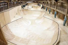 100 The House Skate Park Subterranean Skate And BMX Park Created In Renovated