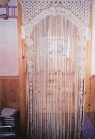 Doorway Beaded Curtains Wood by Best 25 Hanging Door Beads Ideas On Pinterest Bead Curtains