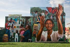 Philly Mural Arts Tour by Masterpieces West Trolley Tour November 25 Mural Arts
