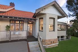 100 Mosman Houses 108 Ourimbah Road NSW 2088 A 3 Bedroom 1 Bathroom