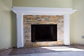 Home Depot Wall Tile Fireplace by Fireplace Refaced