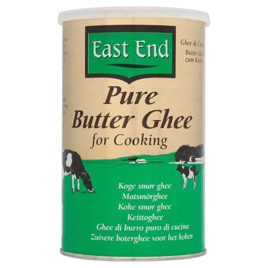 East End Pure Butter Ghee for Cooking - 1kg